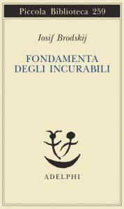 """Cover """"Fondamenta degli Incurabili"""""""