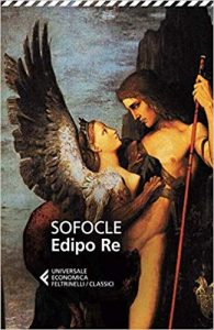 cover edipo re di sofocle